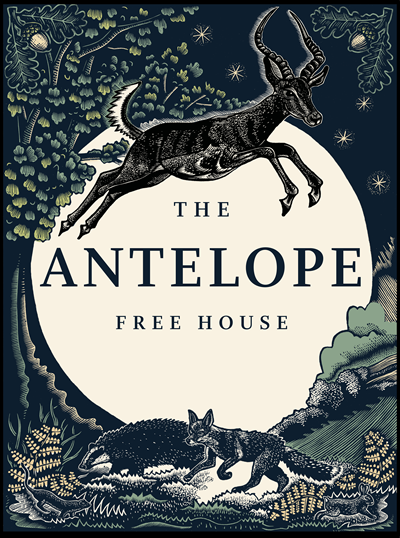 The Antelope Free House