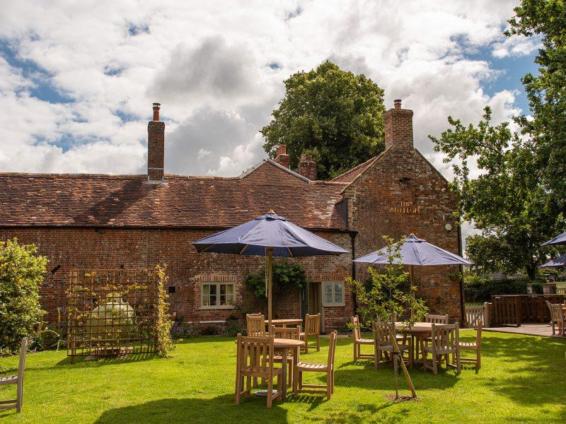 The Antelope, Pub, Freehouse, Sturminster Newton, Dorset 1